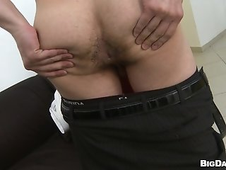 Charming Queer Sucks A Prick And Welcomes It In His Butt